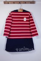 ボートネックTシャツ