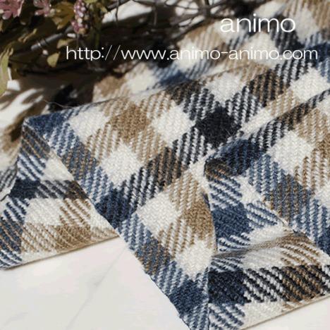 ウール 綾織