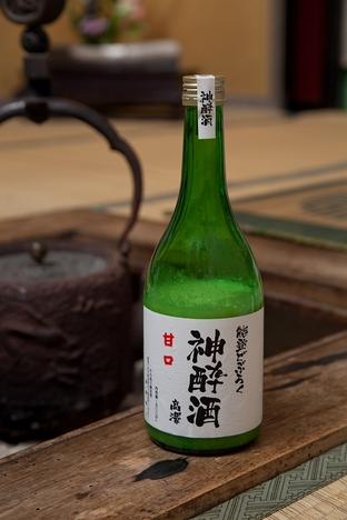 能登どぶろく神酔酒(みよいざけ)甘口 500ml