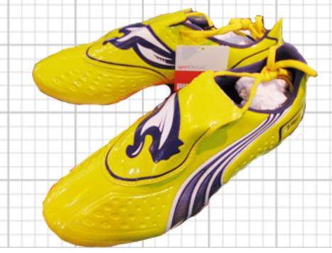 【送料無料】【PUMA】 50%OFF!! プーマ サッカースパイク v2.11 HG 【イエロー】