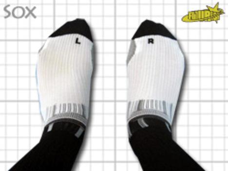 右足、左足の区別有