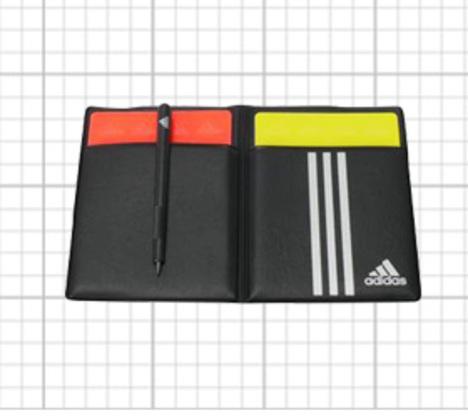 adidas レフリーセット Z1187