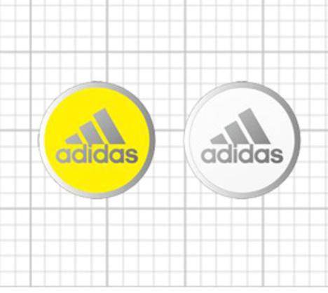 adidas レフリー トスコイン Z1330