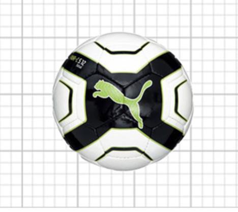 PUMA プーマ パワーキャット 5.12 フットサルボール