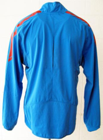 【選手用】 2011 アトレチコ・マドリード シェルトップ(水色) NIKE製