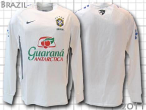 ブラジル代表 選手仕様 トレーニングスウェット女性用