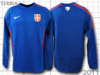 セルビア代表 スウェット