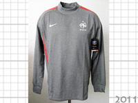 フランス代表 トレーニングトップ