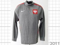 ポーランド代表 トレーニングライトスウェット