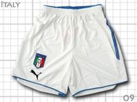 イタリア代表 ゲームパンツ