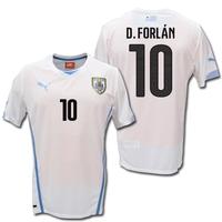 ワールドカップ用:ウルグアイ代表 フォルラン
