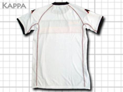 Kappa ベルダー2・白 【¥2259+税】