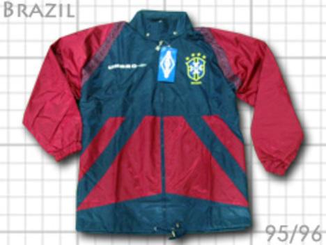 ブラジル代表 シャワージャケット