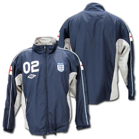 イングランド代表 ノーリッジジャケット
