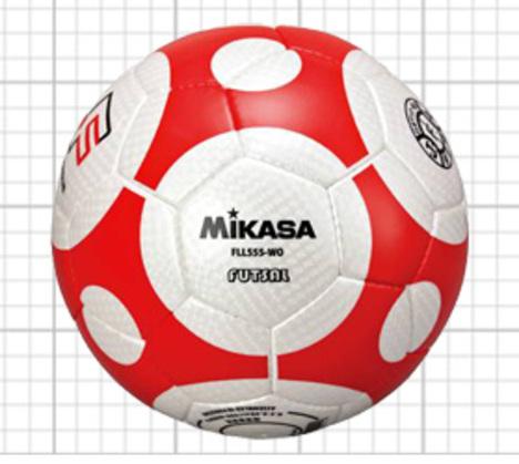 フットサルボールです。