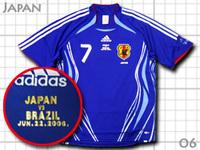 日本代表 2006
