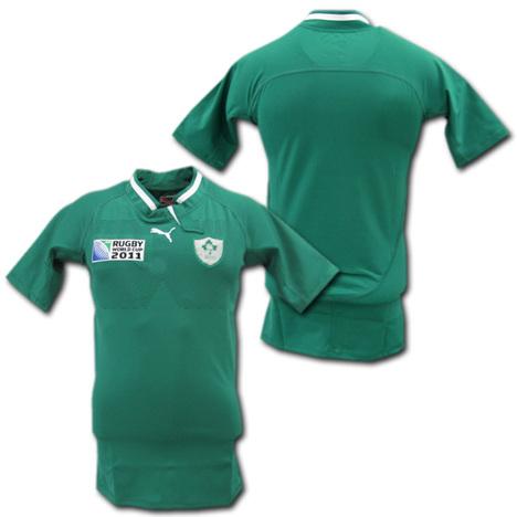 ラグビーアイルランド代表 選手用