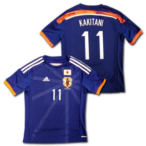 日本代表 柿谷曜一朗