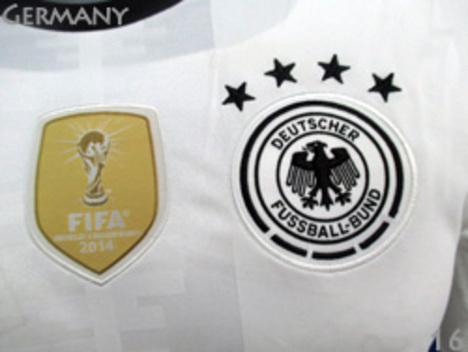 ドイツ代表 ホーム