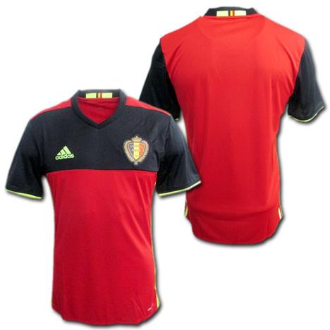 ベルギー代表 ホーム