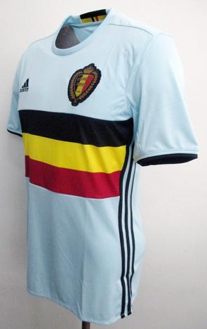 2016 ベルギー代表 アウェイ
