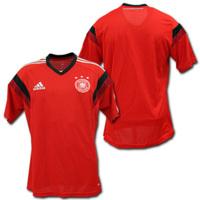 ドイツ代表 トレーニング