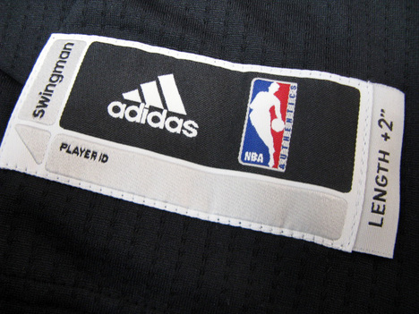 NBAジャージ