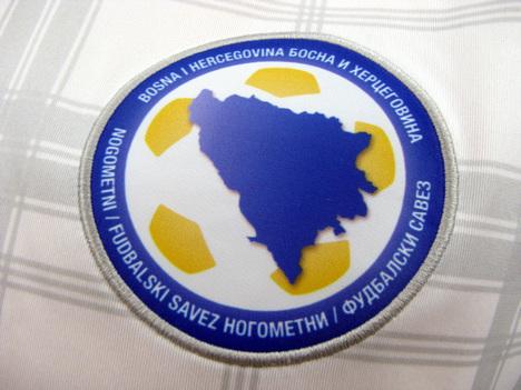 ボスニア・ヘルツェゴヴィナ代表 2016 アウェイ