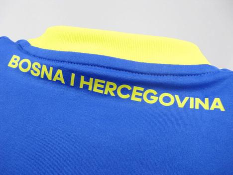 ボスニア・ヘルツェゴヴィナ代表 2016 ホーム