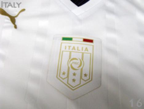 2016 イタリア代表 アウェイ W杯優勝10周年記念モデル