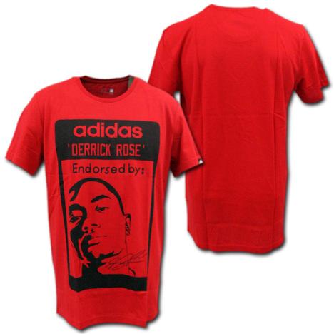 デリック・ローズ Tシャツ