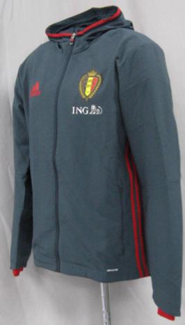 ベルギー代表 プレゼンテーションスーツ