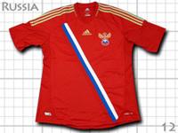 12 ロシア代表 ホーム