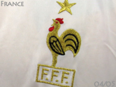 フランス代表 アウェイ