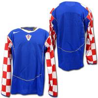 クロアチア代表 アウェイ 選手用長袖