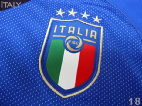 イタリア代表  2018 ホーム