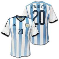 アルゼンチン代表 ホーム アグエロ
