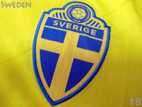18 スウェーデン代表 ホーム