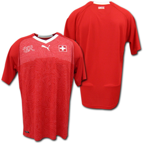 スイス代表 2018