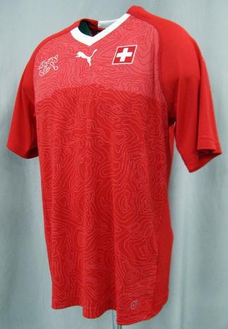 2018 スイス代表 ホーム