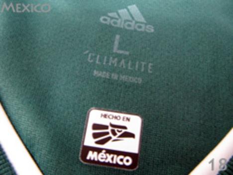メキシコ代表 ホーム
