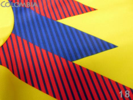 コロンビア代表 ホーム