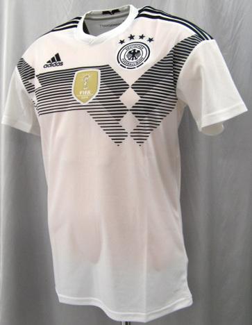 2018 ドイツ代表 ホーム 半袖