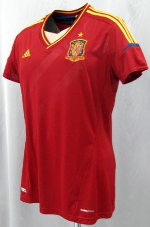 スペイン代表 女性用