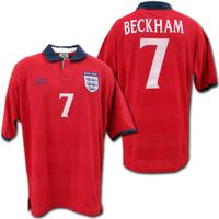 イングランド代表 ベッカム