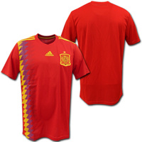 スペイン代表 ホーム