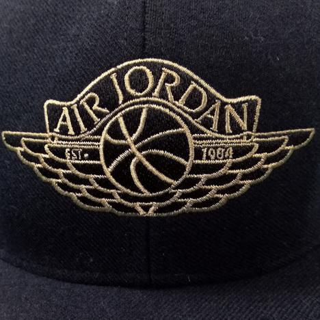 ジョーダンの最初のロゴですね。