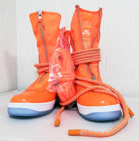 SF Airforce1 HI Total Orange