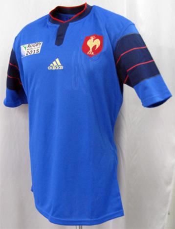 RWC2015 フランス代表 HOME