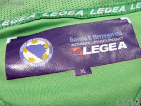 ボスニア・ヘルツェゴヴィナ代表 2011 GK